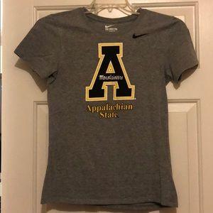 Appalachian State University Nike Shirt